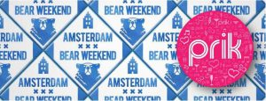PRIK Amsterdam Bear Weekend